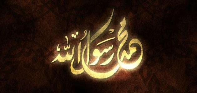صفات الرسول صلى الله عليه وسلم مختصرة