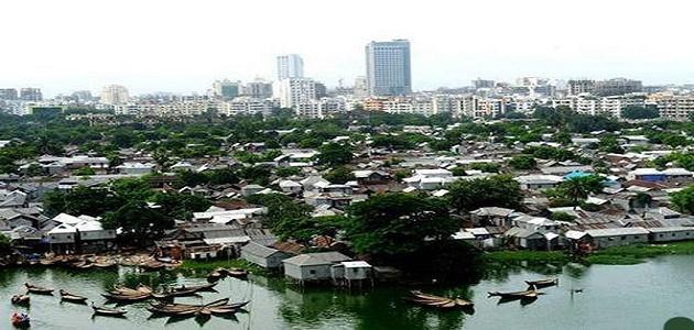 أين تقع مدينة دكا - حروف عربي