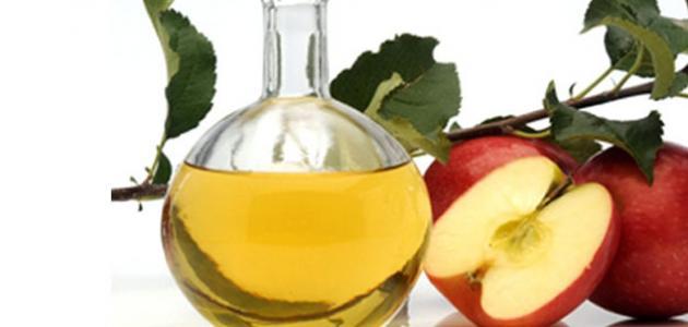 فوائد خل التفاح للدوالي حروف عربي