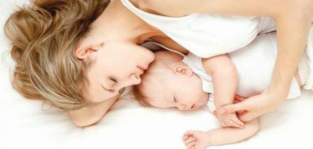 مشروبات تساعد على النوم للأطفال