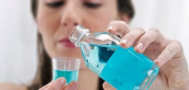 فوائد غسول الفم