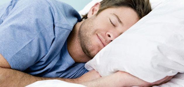 أسباب سيلان اللعاب أثناء النوم - فيديو
