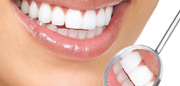 طريقة تبييض الأسنان بسرعة