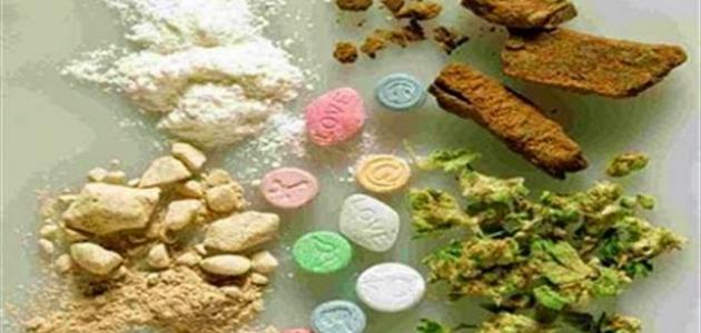 بحث حول المخدرات