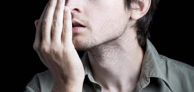 كيف ابعد رائحة الفم