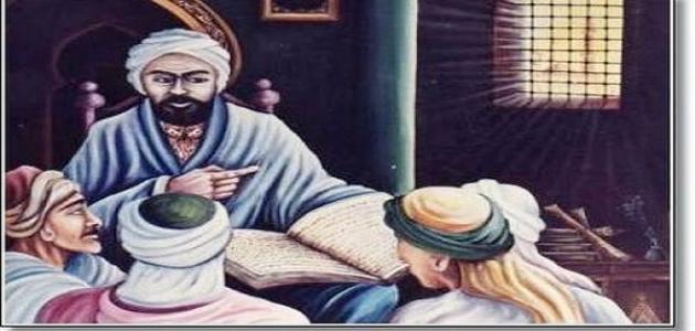 ابن سعيد المغربي