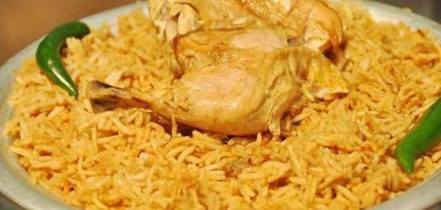 طريقة الأرز المضغوط
