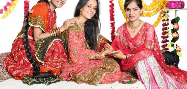 تقاليد الزواج في الهند