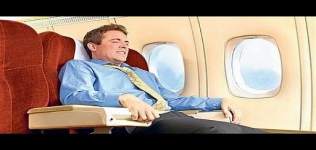 كيف تتخلص من فوبيا الطيران