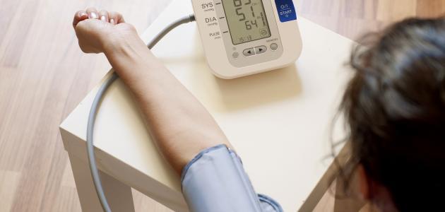 ما هو ضغط الدم المرتفع