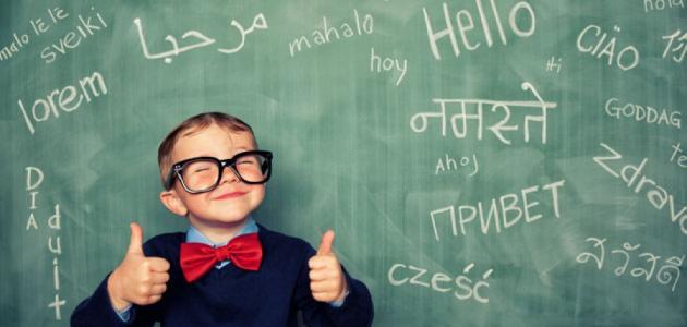 مفهوم اللغة