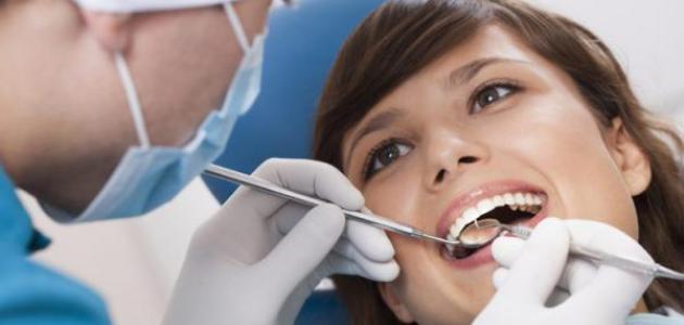 زيارة طبيب الأسنان - فيديو