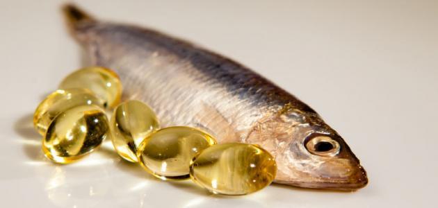فوائد زيت كبد سمك القد للشعر