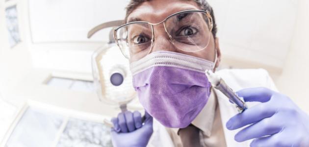 الخوف من زيارة طبيب الأسنان - فيديو