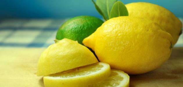 فوائد الليمون للأسنان