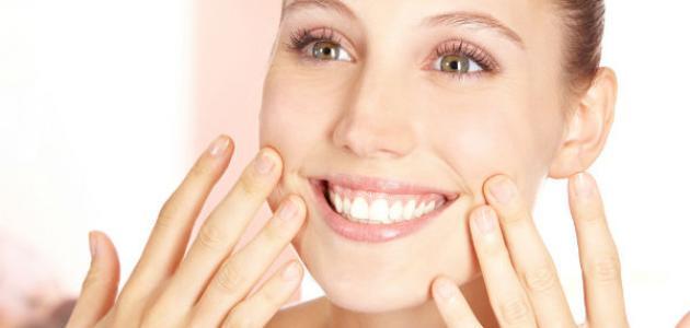 كيفية إزالة التجاعيد حول الفم