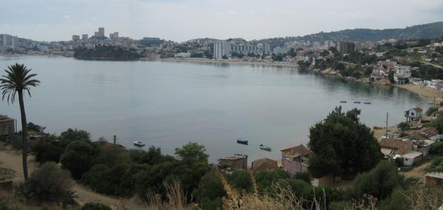 مدينة عنابة الجزائرية