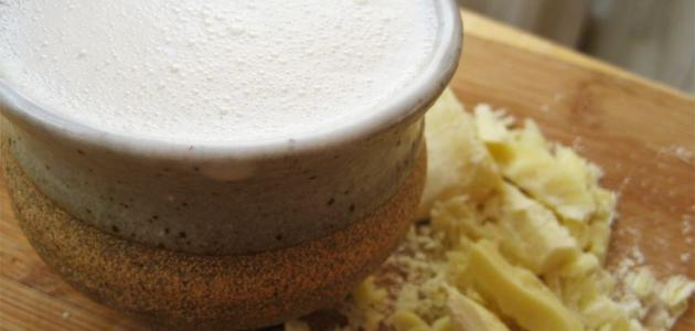 فوائد الزنجبيل المطحون مع الحليب
