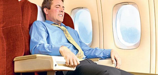 كيف تتخلص من فوبيا الطيران - فيديو