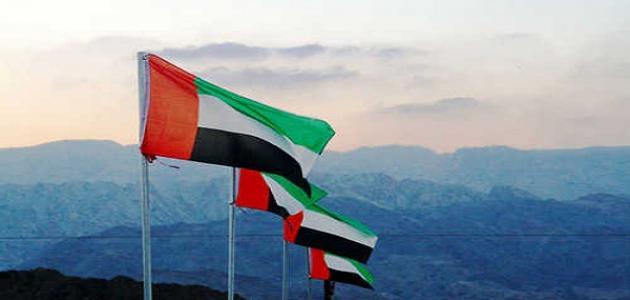 إلى ماذا يرمز علم الإمارات