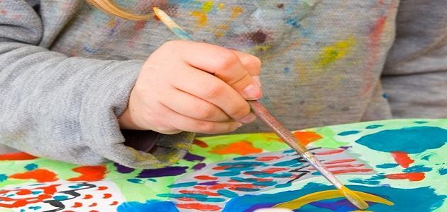 دور الفن في تهذيب الفرد