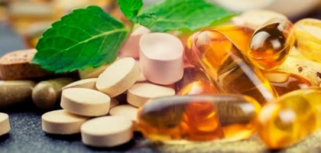أفضل فيتامينات للجسم والبشرة
