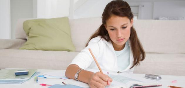 كيف اذاكر وقت الاختبارات