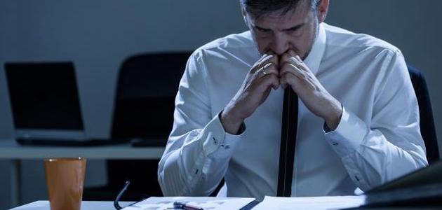 أعراض جسدية للحالات النفسية