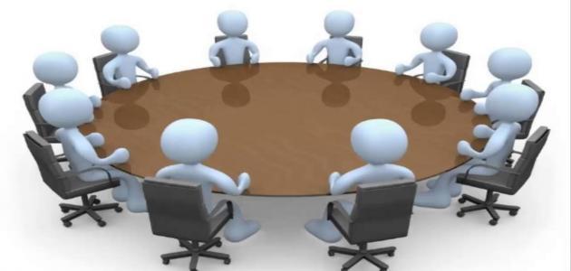 مفهوم الإدارة في الخدمة الاجتماعية