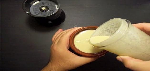 كيفية صنع الطحينة