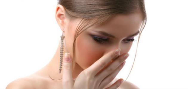 خلطة للتخلص من رائحة الفم