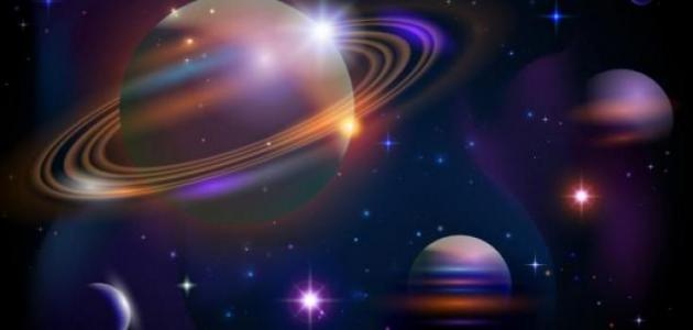 قدرة الله في الكون