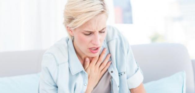 ما أسباب ضيق التنفس والدوخة