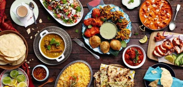 طريقة تحضير أكلات هندية سهلة
