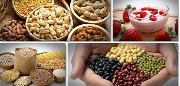 أكلات لزيادة قوة الدم