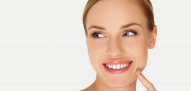طريقة تبيض الأسنان في يوم واحد