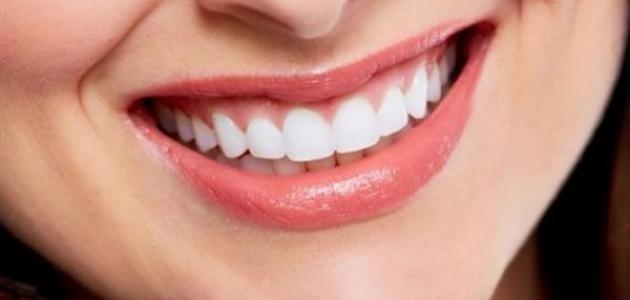 طريقة لتبييض الأسنان في يوم واحد - حروف عربي