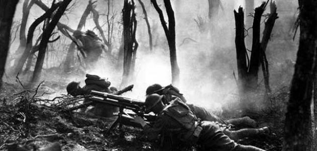 الحرب العالمية الأولى وأسبابها