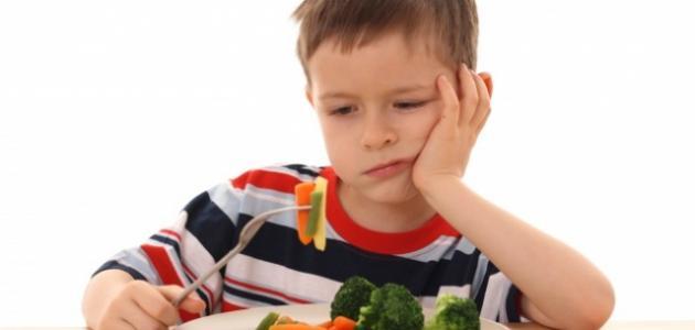 كيف افتح شهية طفلي