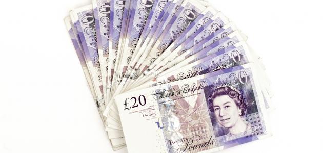 ما هي العملة البريطانية