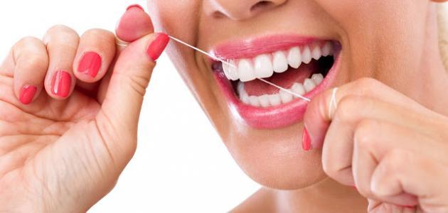 معلومات عامة عن صحة الأسنان