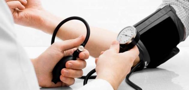 علاج مرض ضغط الدم