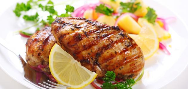 فوائد صدور الدجاج للرجيم