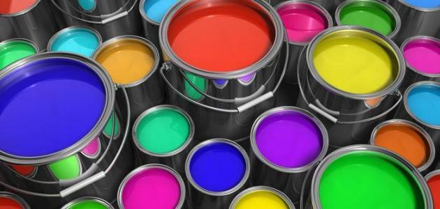 كيف نحصل على اللون البني