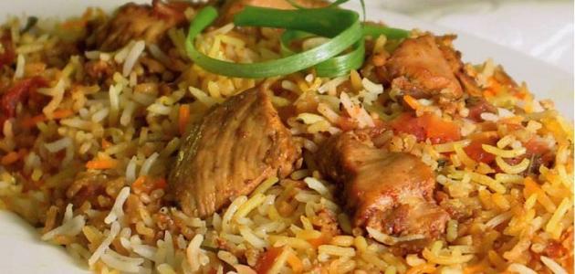 طريقة أرز الكابلي