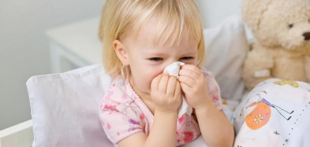 وصفات لعلاج نزلات البرد عند الأطفال