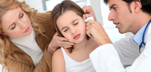 علاج ألم الأذن