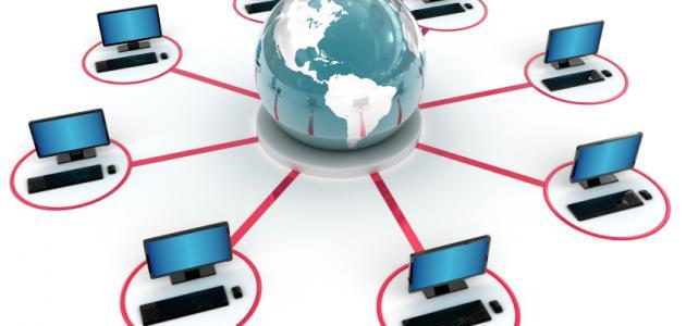 مكونات شبكات الحاسب